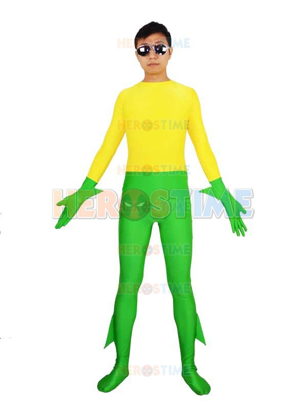 Aquaman Costume Spandex Adult Halloween Cosplay  Aquaman Superhero Costumes For men the most classic zentai suit