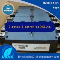 PM200CLA120 MOD IPM L SER 6PAC 1200V 200A MODULE IGBT