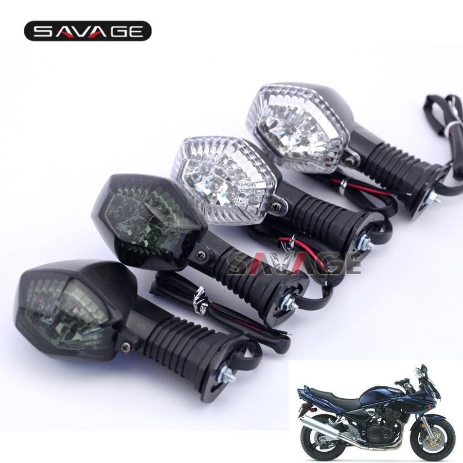 Para SUZUKI GSF 600/650/1200/1250 N/S Bandido Motocicleta Accesorios Delantero/T
