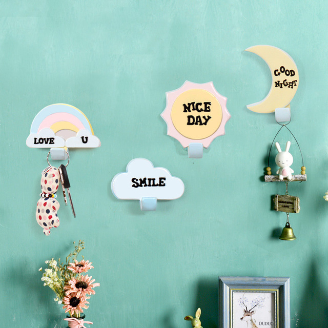 aliexpress : baby room decor wolke, mond, sonne, regenbogen