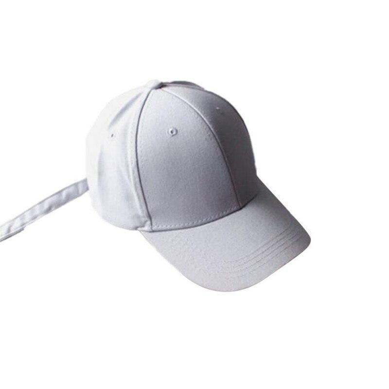 women strap caps cotton girl Hats Snapback Ball Cap female Adjustable caps  summer baseball cap women Casquette Sun Hat Hip Hop-in Baseball Caps from  Apparel ... e860b55bb45