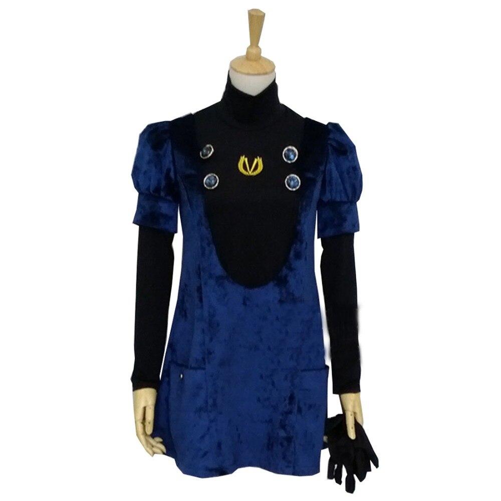 2018 Persona 5 Lavenza Cosplay Costume Custom Made