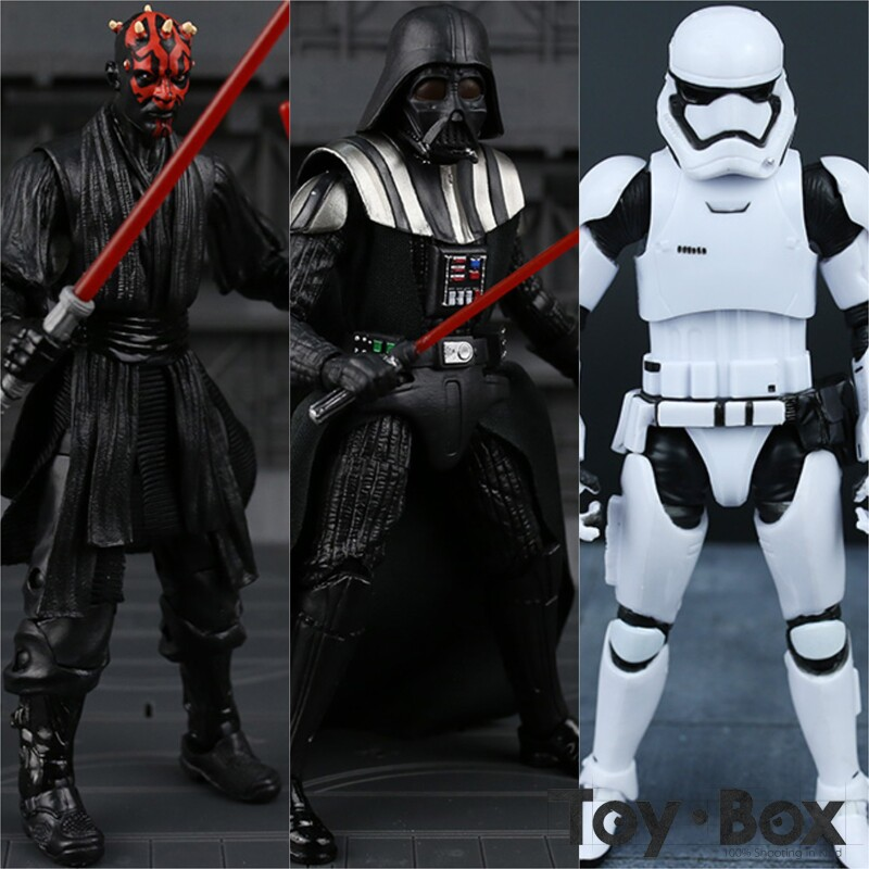 """NEW STAR WARS DARTH VADER 12/"""" Action Figure FIRST ORDER Hasbro The Force Awakens"""