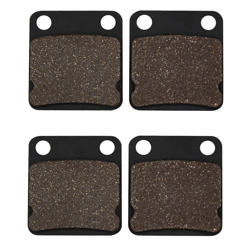 New Front Brake Pads For YAMAHA Warrior 350 YFM350 1989-2004