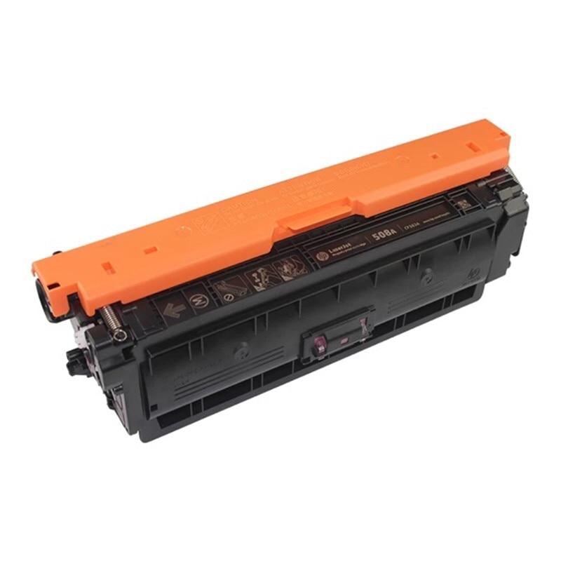 Compatible 508A Toner Cartridge Replacement For HP CF360A CF363A Color LaserJet Enterprise M552dn M553dn M553x MFP M577dn hot for hp color lj m553n for hp 508x new compatible toner cartridge cf360a for hp mfp m552dn mfp m553n mfp m553dn mfp m553x