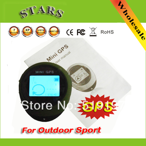 Personal security Product Handheld Micro Mini GPS tracking Finder device outdoor
