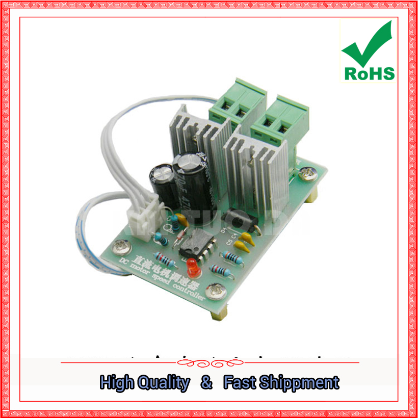 36v Speed Control Switch Steady 12v Universal Pwm Pulse Width Dc Motor Governor h5a1 24v