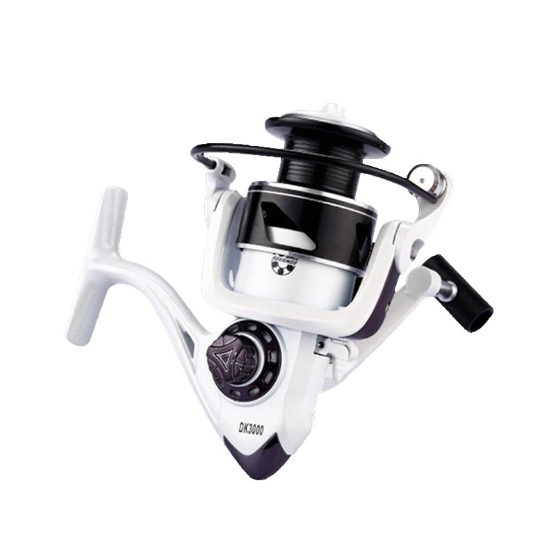 Metal Spinning High Speed Fishing Reel Fly Wheel for Fresh/Salt Water Sea Fishing Spinning Reel Carp Fishing Tools Accessories(China)