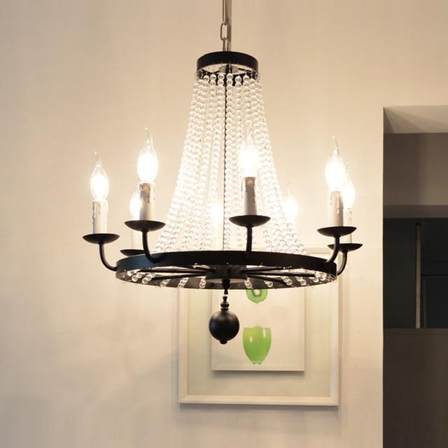 Europa di lusso Francese bella lampadario di cristallo per la sala ...