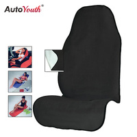 AUTOYOUTH Summer Car Seat Cushion Beach Mat Black Car Seat Protector Pet Mat Dog Seat Covers