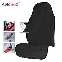 AUTOYOUTH Summer Car Seat Cushion Beach Mat Black Car Seat Protector Pet Mat Dog Seat Covers
