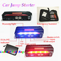 2017 New High power 4USB Multi-function Portable Car Jump Starter Power Bank Emergency 12V Car Battery Jump Starter Booster