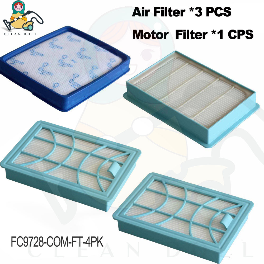 Replacement HEPA Filters For Vacuum Cleaner For Philips Filter CP0616 FC9728 FC9730 FC9731 FC9732 FC9733 FC9734 FC9735