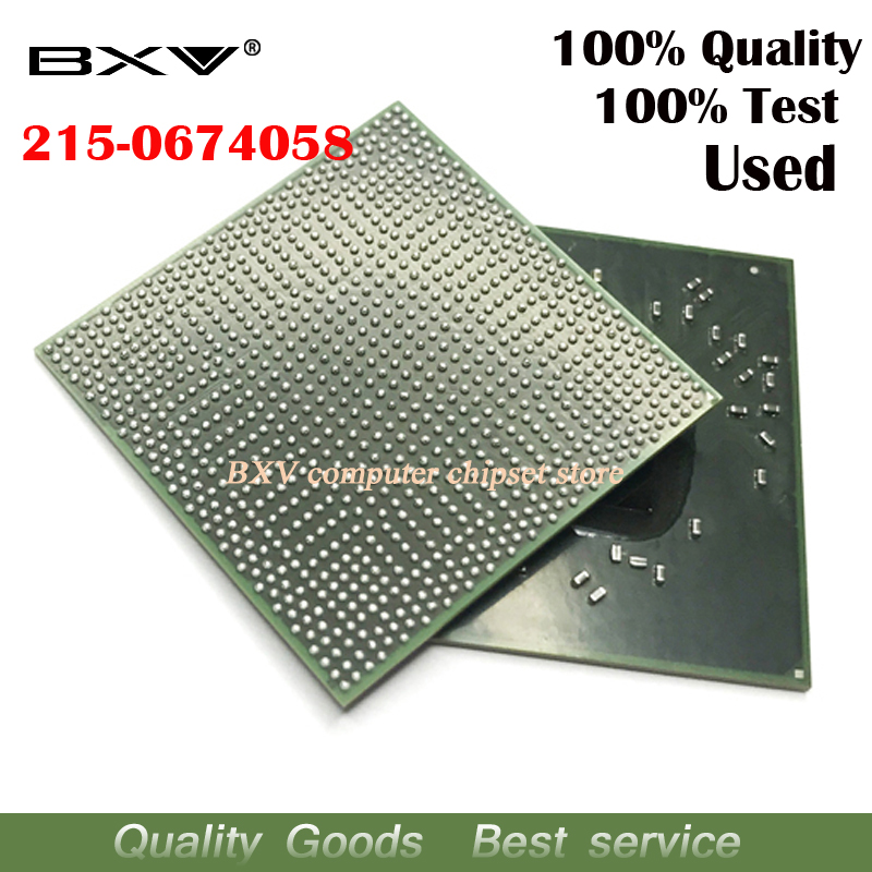 215-0674058 215 0674058 100% test work very well reball with balls BGA chipset quality assurance free shipping