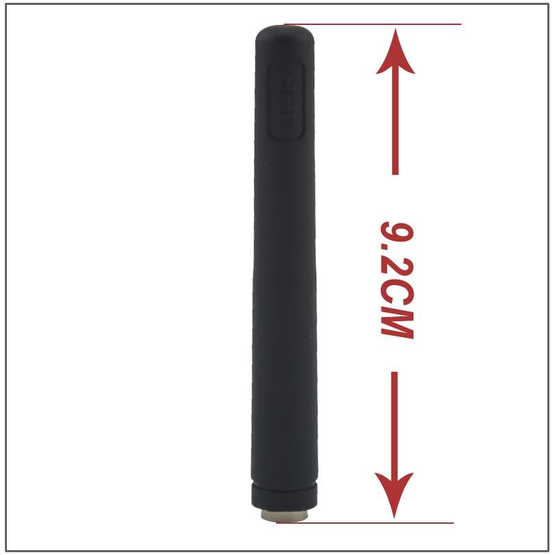 New Original HYT UHF 400-470MHz SMA-Male Antenna For Hytera X1E X1P PD60X PD68X PD66X