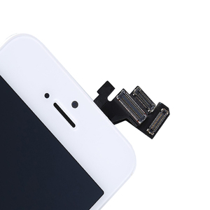 Image 3 - Aaa assembléia completa display para iphone 5 5c 5S se lcd tela de toque digitador substituição pantalla + botão casa câmera frontal