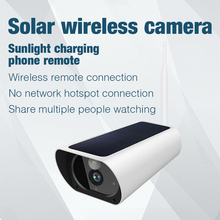 YobangSecurity WIFI Wireless Waterproof Outdoor 1080P 2.0M Solar Battery Power Surveillance Security CCTV IP Camera