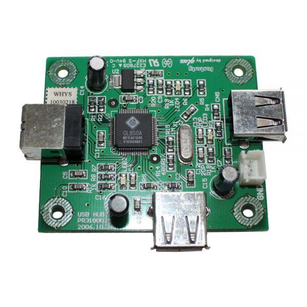 Infiniti / Challenger Printer USB HUB Board printer auto cleaning panel board for infiniti challenger