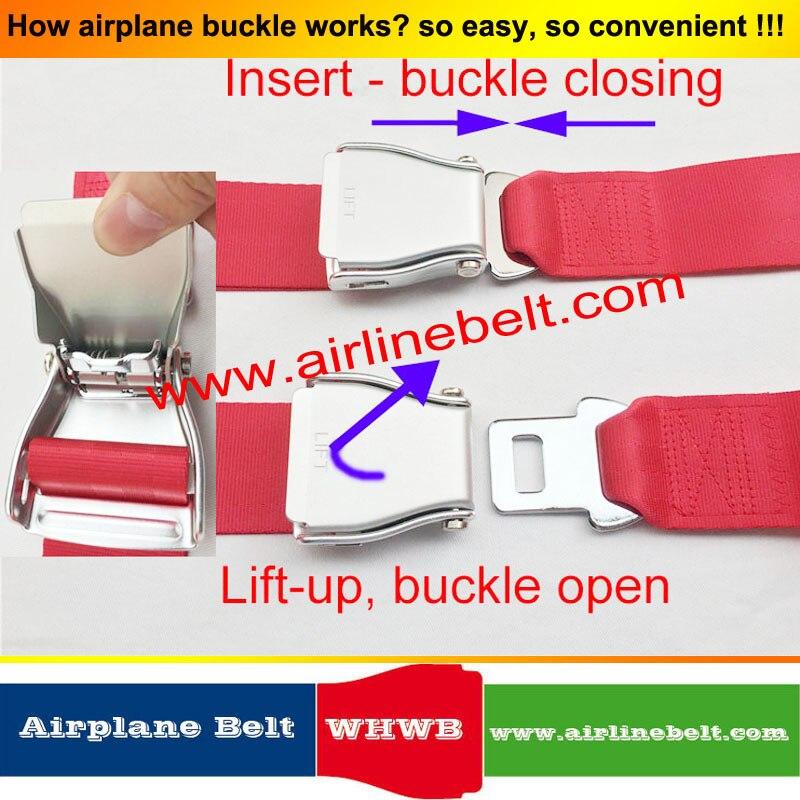 Airplane belt-whwbltd-22222