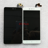 Tested LCD Display + Touch Screen Digitizer + Frame Bezel Assembly For Xiaomi Redmi Note 4, Note 4X 5.5'' 1920x1080 Parts