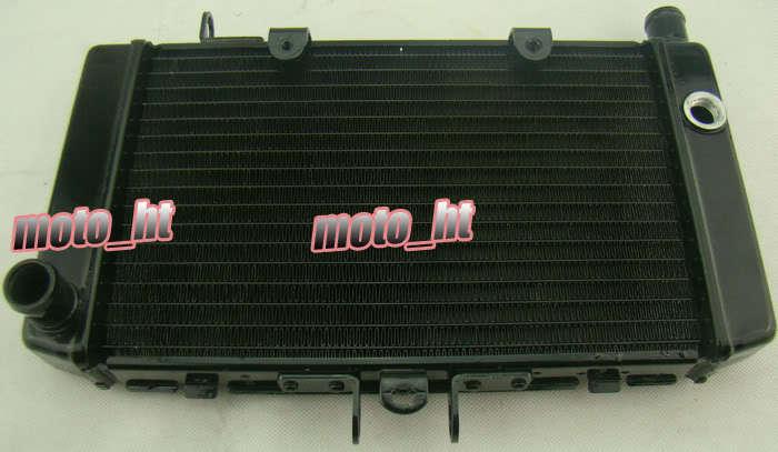 New Motorcycle Aluminum Radiator For HONDA CB500 1998 1999 2000 2001 2002 2003 2004 Black