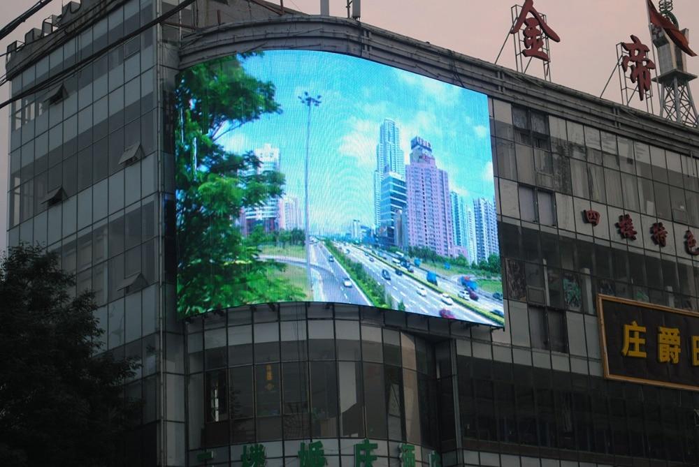 Leeman Glass Transparent Led Screen Panel P5 P8 P10 P16