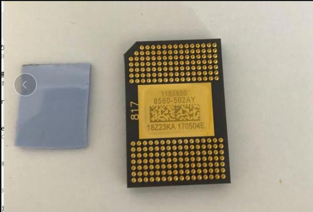817  8560 502AY 8560 502AY 8560 502 Projecting camera DMD Chip   new original