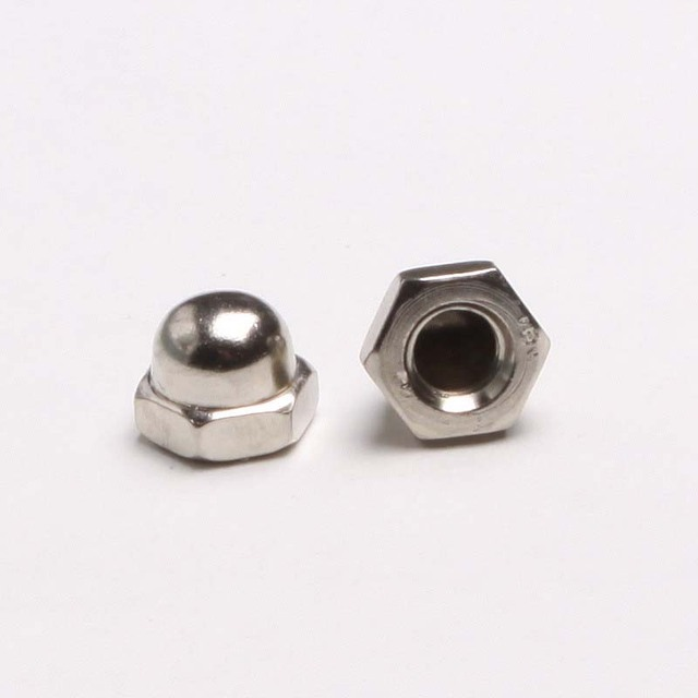 US $1 9 5% OFF|3PCS Cap nut / decorative nut / cap / domed cap mother M10  GB923-in Nuts from Home Improvement on Aliexpress com | Alibaba Group