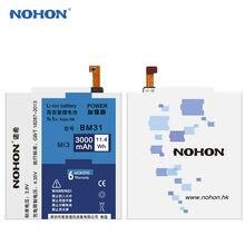 Original NOHON Battery For XiaoMi Mi3 Mi 3 XiaoMi3 3000mAh BM31 Built-in Phone High Capacity Li-polymer Bateria + Tools +Package