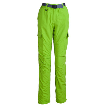 CAXA letnie damskie spodnie do wędrówek pieszych Outdoor wodoodporne szybkie suche spodnie ochronne UV oddychające wędkarstwo polowanie spodnie damskie tanie i dobre opinie WOMEN Sznurek NYLON Pełnej długości Camping i piesze wycieczki Pasuje prawda na wymiar weź swój normalny rozmiar Coolmax