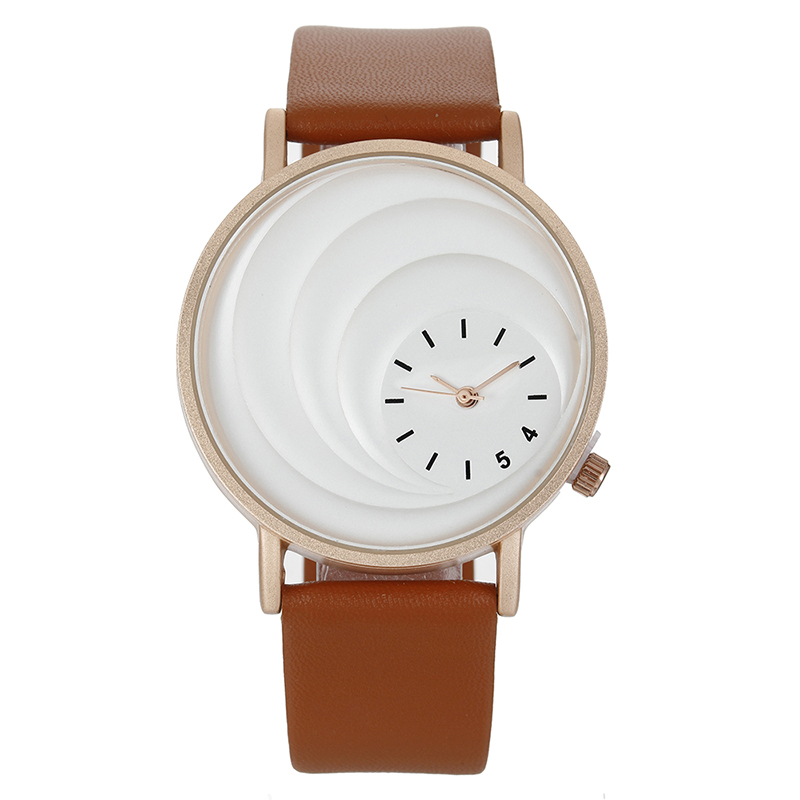 Minimalism Style Women Dress Watch BGG brand Female Quartz Wristwatch Fashion Leather Strap Ladies Casual Clock hours small dial ladies women s fashion style casual watch leather round wristwatch heart love pattern dial with pink white black yellow relogio