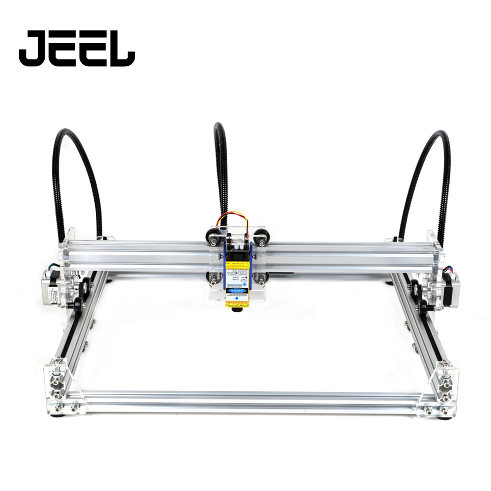 0 5W 2 5W 3 5W 5 5W Laser Engraver 30X38CM Working Area A3 Mini Laser Engraving Machine Wood Router Marking Machine Advanced Toy in Wood Routers from Tools