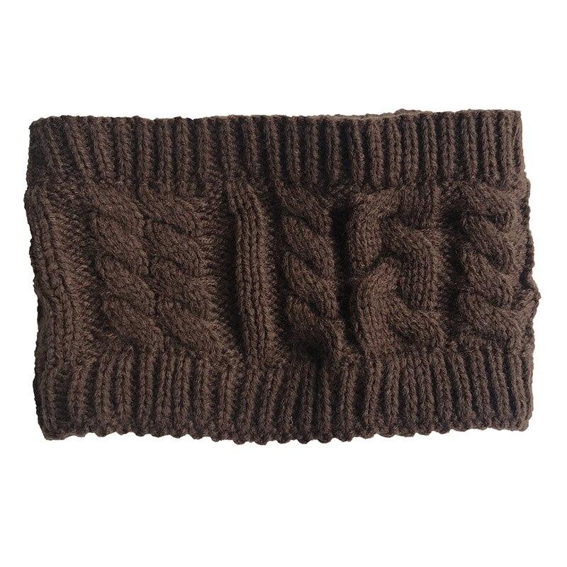 Women Winter Warm Messy Bun Ponytail Beanie Holey 2018 Brand New Girls Warmer Knitted Stretch Autumn Turban Cap Casquette CP0164 (4)