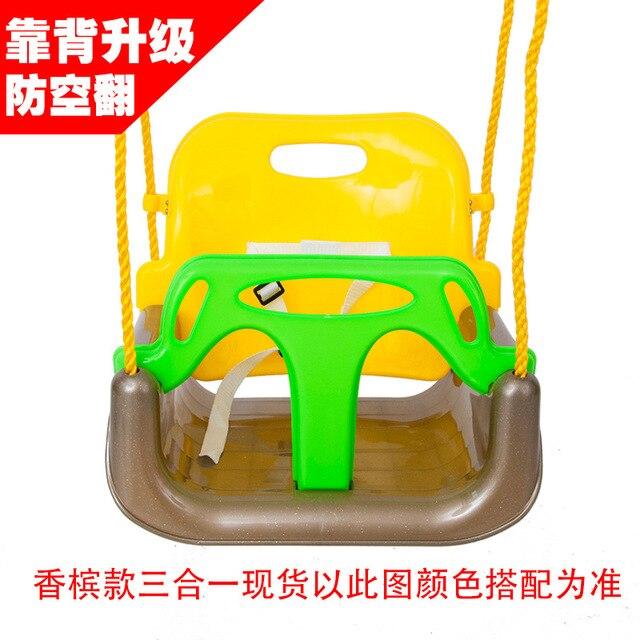 Новый стиль детские качели для детей качалка открытый безопасности дети многофункциональный младенческой качалки качели вышибала бесплатная доставка