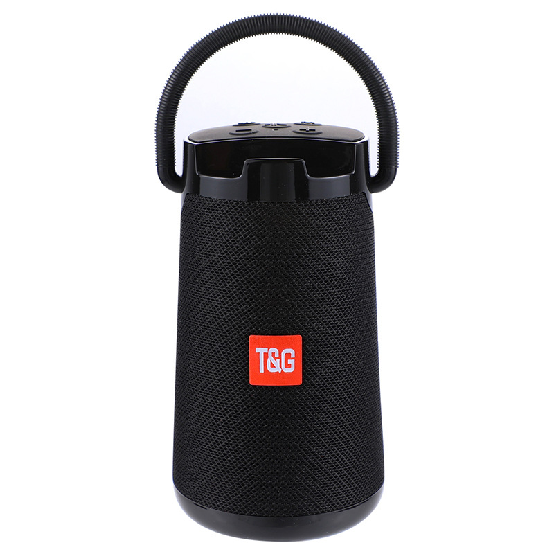 30W high power TG138 outdoor waterproof portable portable small stereo wireless Bluetooth speaker car subwooferFM radio TF card