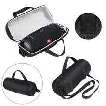 Eva 운반 여행 케이스 어깨 가방 jbl xtreme 2 블루투스 스피커 휴대용 소프트 케이스 jbl xtreme2 벨트 충전기 가방