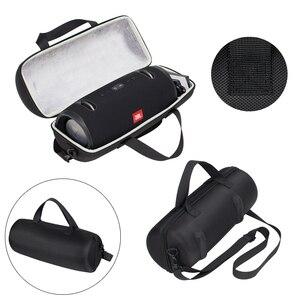 Image 1 - إيفا تحمل السفر حالة حقيبة كتف ل JBL إكستريم 2 سمّاعات بلوتوث المحمولة لينة حالة ل JBL Xtreme2 مع حزام حقيبة شحن