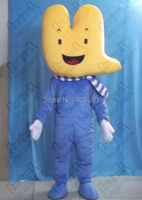 U mascot costumes letter costume teaching school mascot-in Mascot from Novelty u0026 Special Use on Aliexpress.com | Alibaba Group & U mascot costumes letter costume teaching school mascot-in Mascot ...