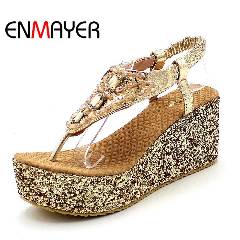 Enmayer جديد أزياء النساء أحذية النساء - أحذية المرأة