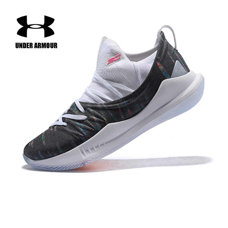 5e83461c219b ... Under Armour Men Curry 5 Basketball Shoes stephen curry shoes  Zapatillas hombre Deportiva Men Outdoor Cushioning ...