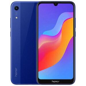 Image 2 - Nouveau arrivé Original Honor 8A 6.09 pouces MTK6765 Android 9.0 8.0MP + 13.0MP caméra 3020mAh visage déverrouillage