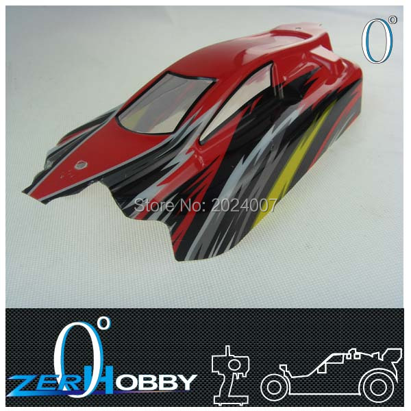 110-RD buggy bodyshell