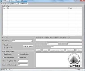 Image 4 - ISO18000 860Mhz ~ 960Mhz UHF تتفاعل ISO 18000 6C 6B قارئ الكاتب ل 18000 6B 18000 6C ناسخة كلونر EPC GEN2 مع تطوير SDK
