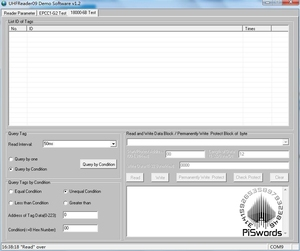 Image 4 - ISO18000 860Mhz ~ 960Mhz Uhf Rfid Iso 18000 6C 6B Reader Writer Voor 18000 6B 18000 6C Copier Cloner Epc GEN2 Met Sdk Ontwikkeling