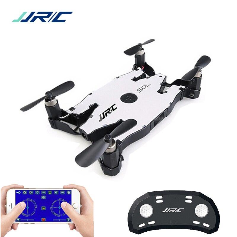 Selfie Drone JJRC H49 H49WH RC Mini Drone con 720 p HD Wifi FPV Macchina Fotografica Elicottero RC Drone Una Chiave di ritorno il Mantenimento di Quota VS H37