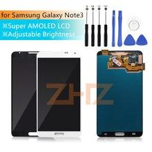 ЖК дисплей с сенсорным экраном и дигитайзером для Samsung Galaxy Note 3, запасные части для Galaxy Note3, N9005, N9002, N9006