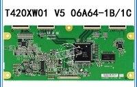 Original placa lógica t420xw01 v5 06a64-1c 06a64-1b conectar con T-CON conectar Junta