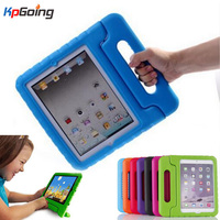 For IPad Mini 4 Kids Friendly Stand Shockproof Safe EVA Foam Full Protective Cover For Apple