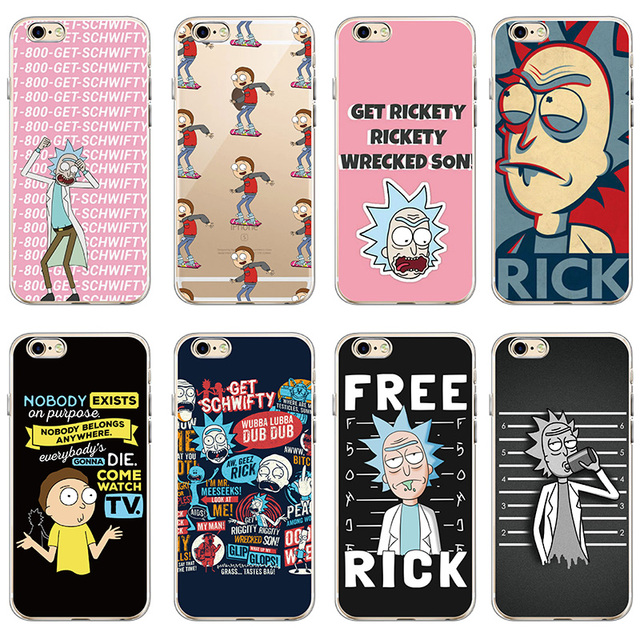 iphone 7 coque cartoon
