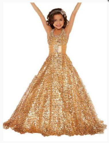 Custom Made Flower Girl Pageant Dress Kids Formal Ball Party Prom Birthday Gown managing projects made simple